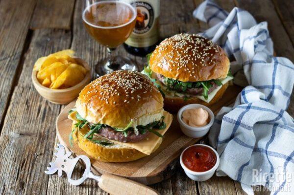 Hamburger personalizzato