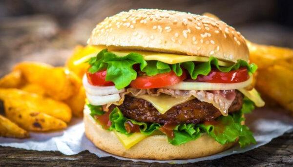 Hamburger del Malghese